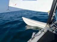 Summer sails! @Lake Michigan