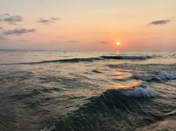 Summer sunrises!
